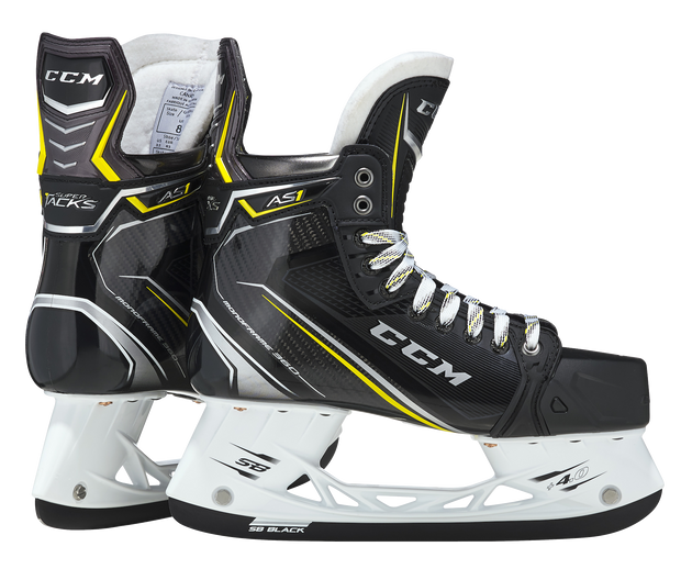 CCM Super Tacks AS1 Skate-Youth