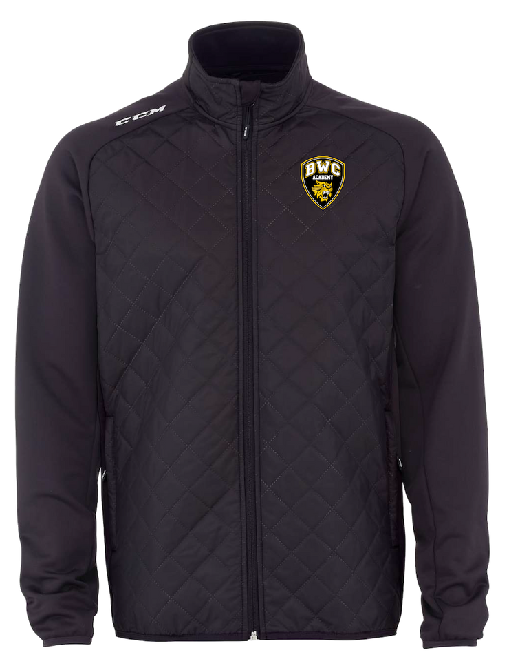 BWC Academy Quilted Jacket