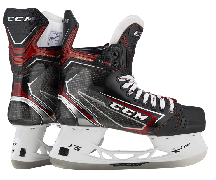 CCM Jetspeed FT490 Skates-Senior