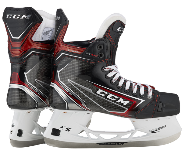 CCM Jetspeed FT490 Skates-Junior