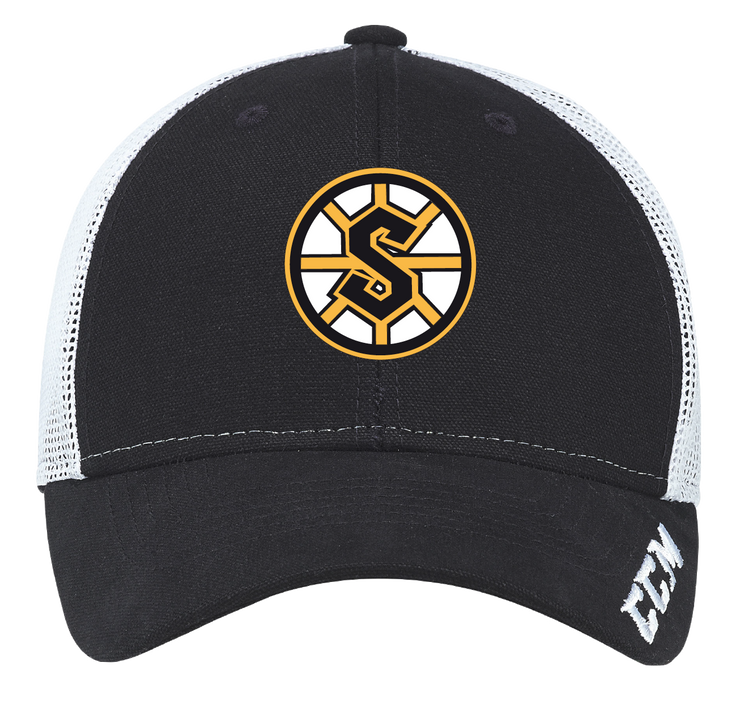 CCM SnapBack Trucker Hat-Grandview Steelers