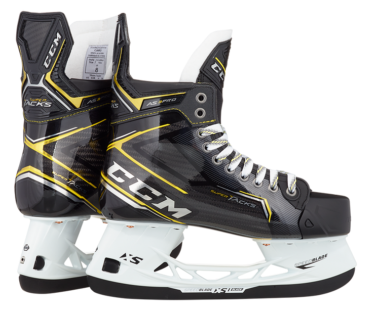 CCM Super Tacks AS3 Pro Skate-Senior
