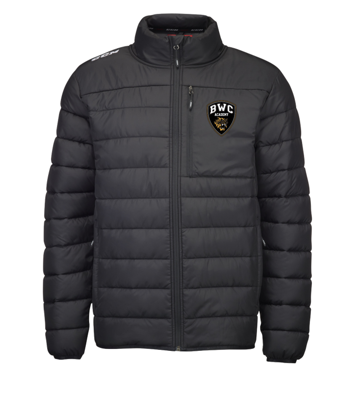 CCM BWC Academy Quilted Winter Jacket