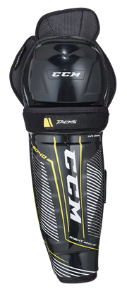 CCM Tacks 9040 Shin Pads-Junior