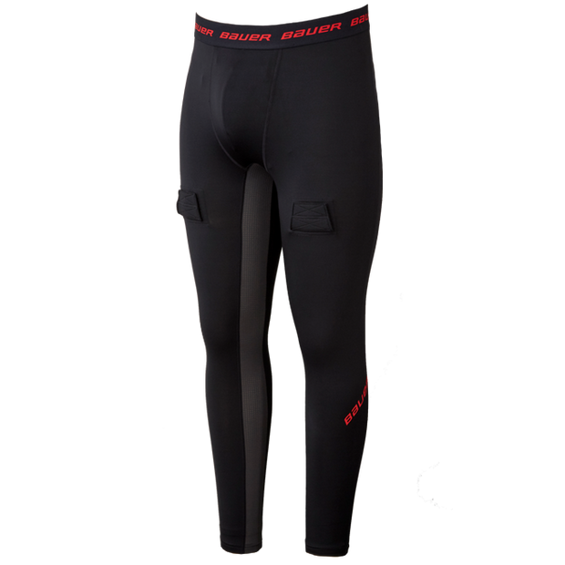 Bauer Essential Compression Jock Pant-Senior