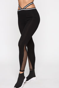 Sis Knows Best Legging - Black