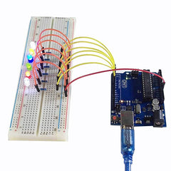 Starter Kit for Arduino hardware and coding learning,OSOYOO