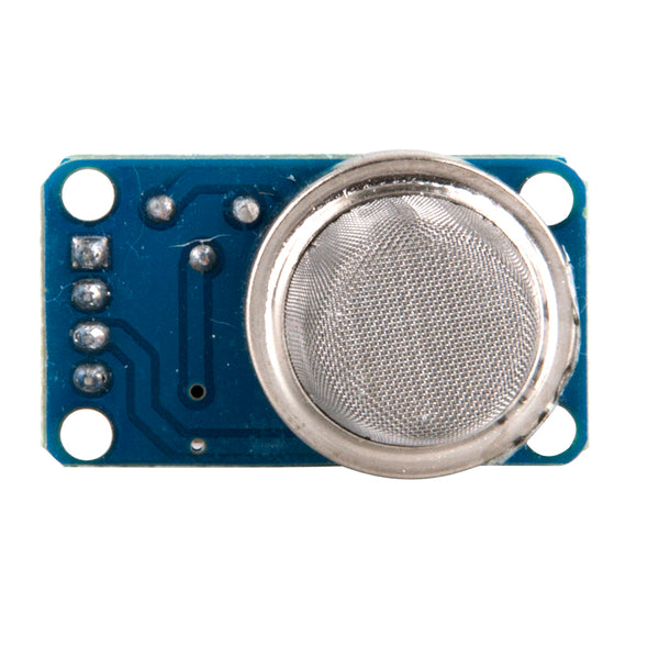 MQ-2 Smoke Sensor for Arduino
