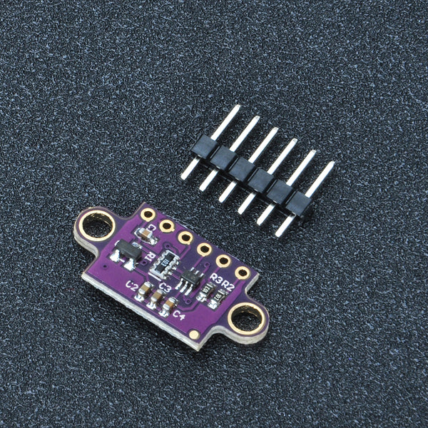 VL53L0X Time-of-Flight (ToF) Laser Ranging Sensor Breakout 940nm GY-VL53L0XV2 Laser Distance Module I2C IIC