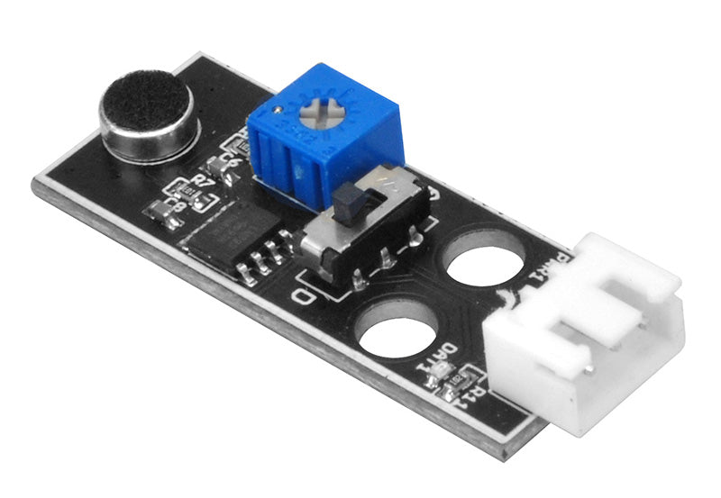 Microphone Module For Arduino Raspberry pi Micro bit STEM (model#2019011500)