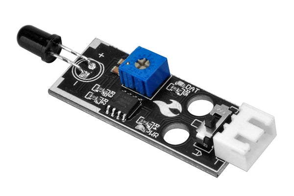 Flame Sensor Module for OSOYOO STEM Kit for Micro:bit (model#2019011500)