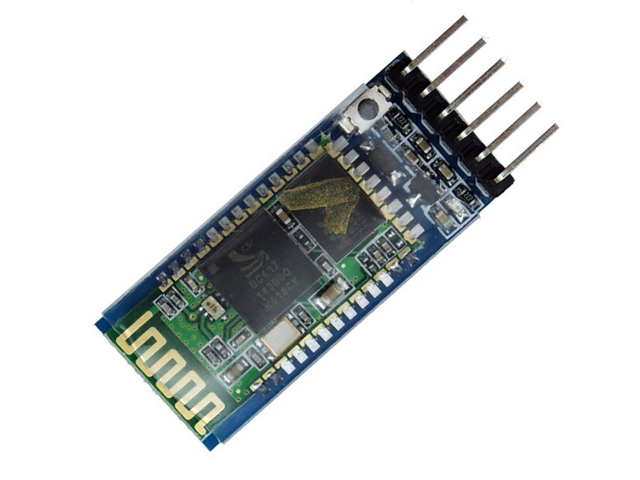 HC02 Bluetooth module for Osoyoo Robot Car(model#2017003900)