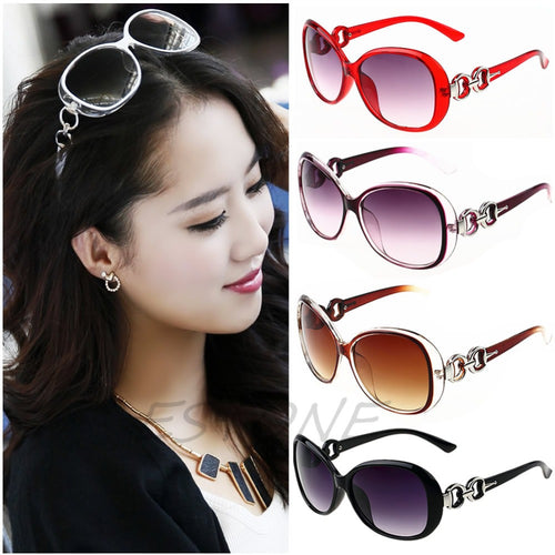 New Womens Ladies Retro Vintage Love Heart Shades Eyewear Designer Sunglasses