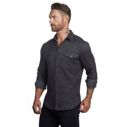 The Untucked Slim Fit Button-Up Shirt