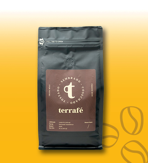 Cafe Terrafé (Cuela Coffee)