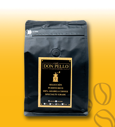 Cafe Don Pello (Cuela Coffee)