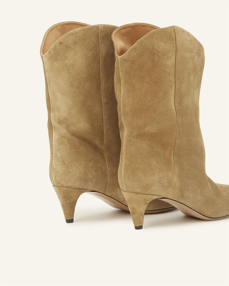 Dernee High Boots Taupe