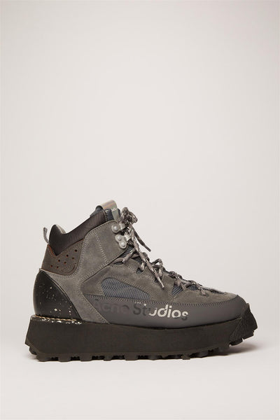 Bertrand Tonal Shoes Slate Grey