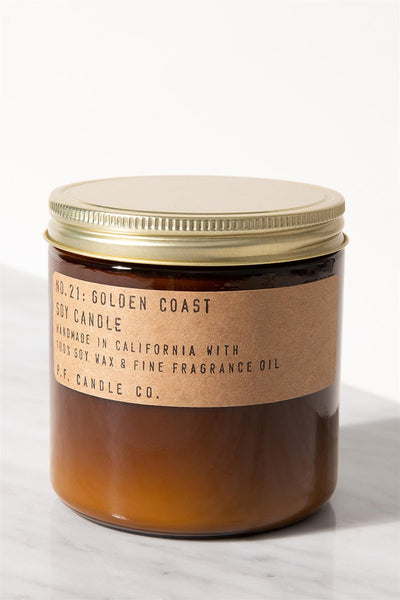 No.21 Golden Coast Large Candle