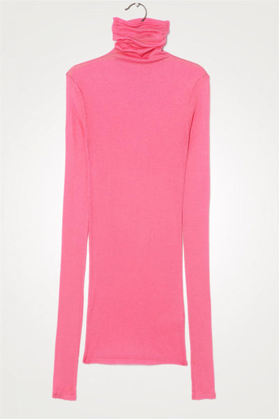 Massachusetts Longsleeve Turtleneck Pinky