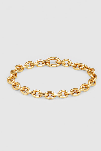 Ada Bracelet Thick Gold