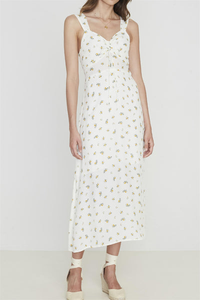Maeve Midi Dress Carrie Floral Print