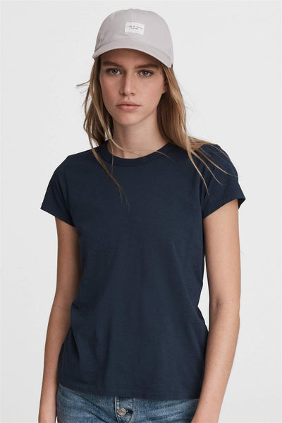 The Slub Tee Street Blue