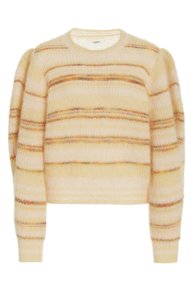 Eleonore Mohair Pullover Yellow
