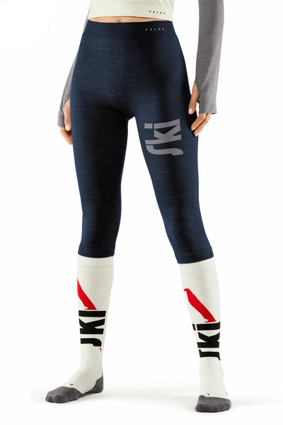 Women's Navy Blue 3/4 Length Tights 125 Years
