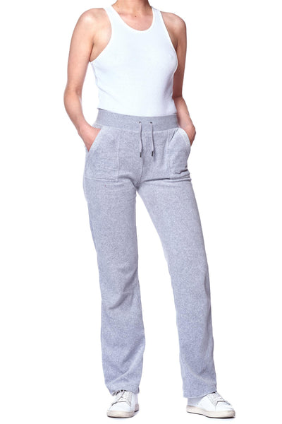 Del Ray Pant Light Grey Marl