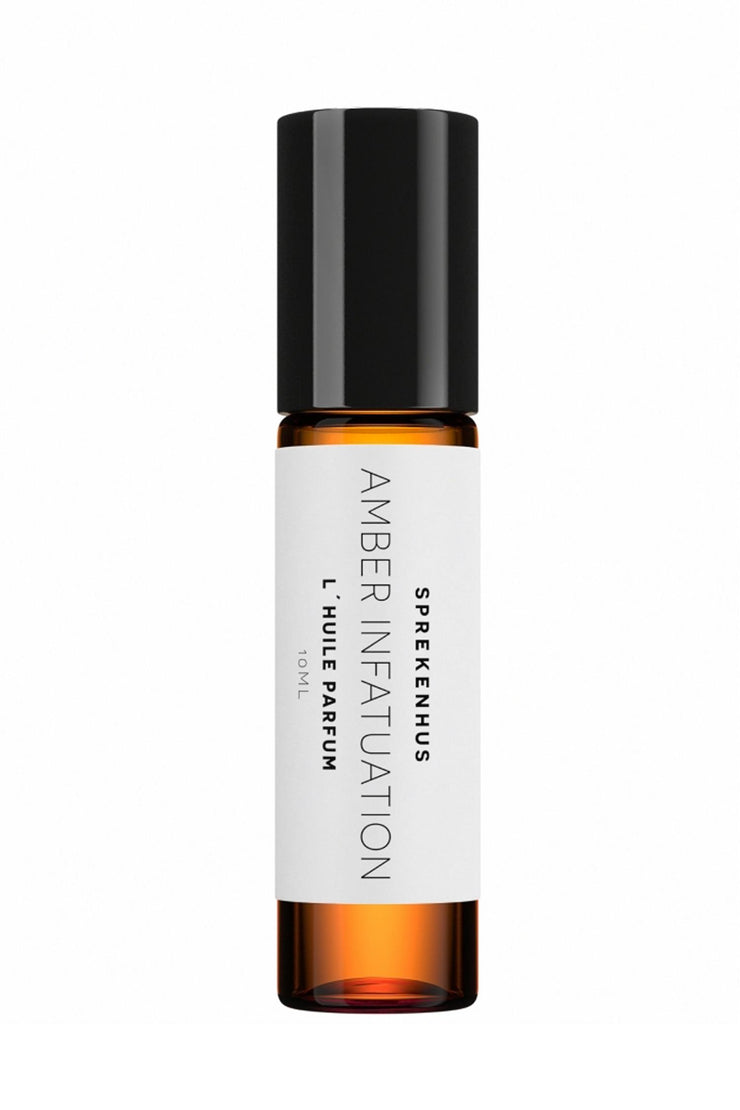 Amber Infatuation Perfume Roll-On