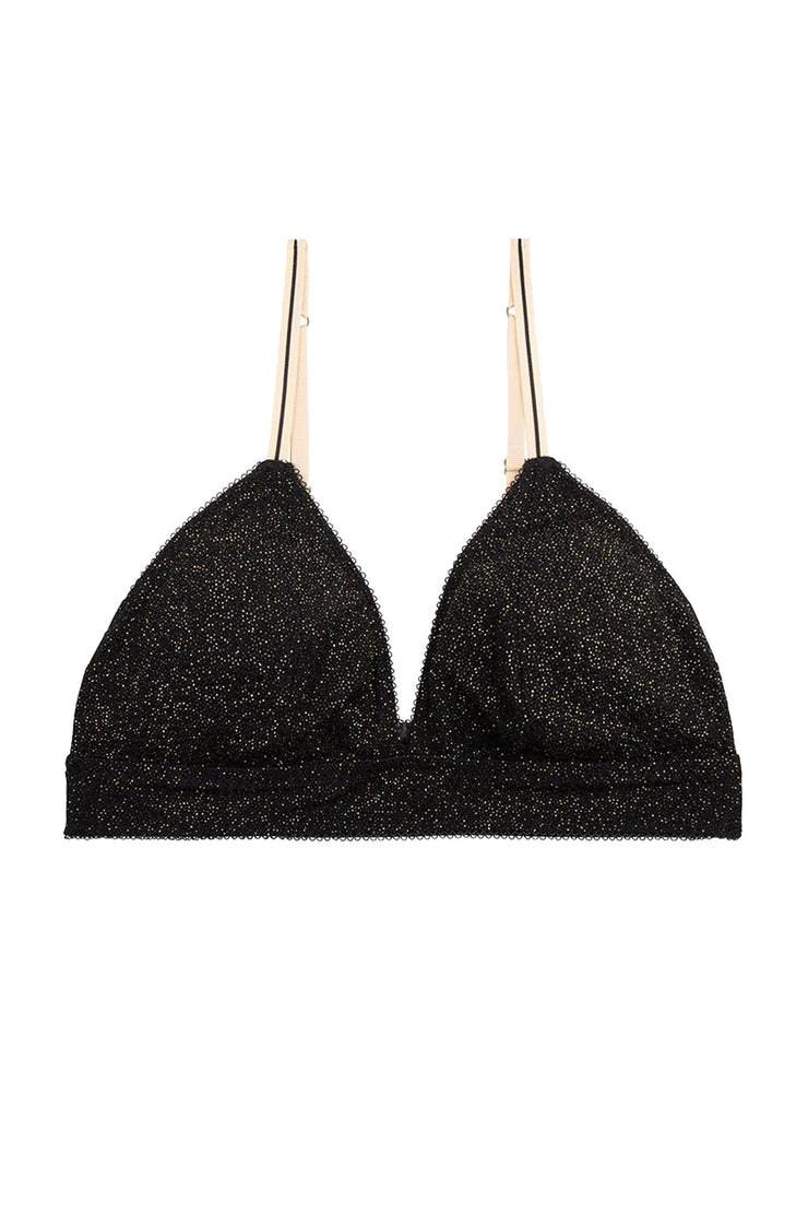 Grand Amour Halle Padded Bra Black