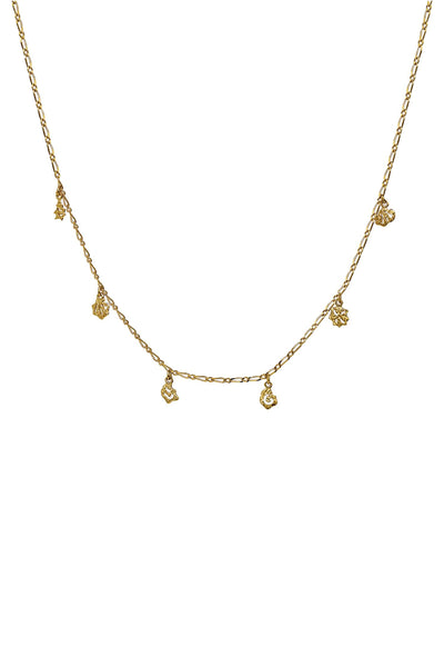 Adina Necklace Gold