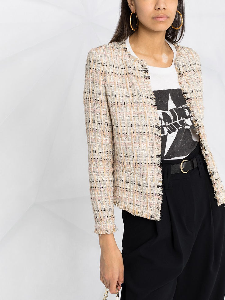 Shavana Jacket Pink/Black