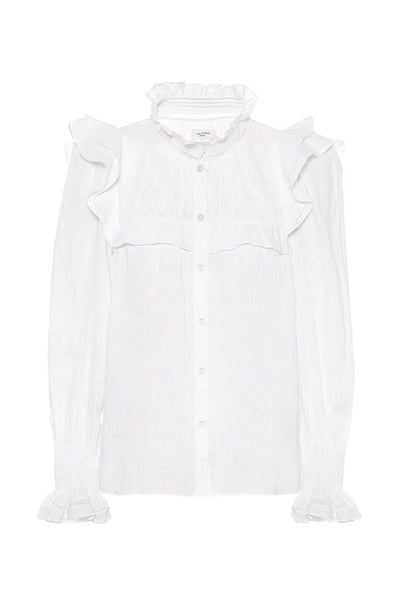 Atedy Top White