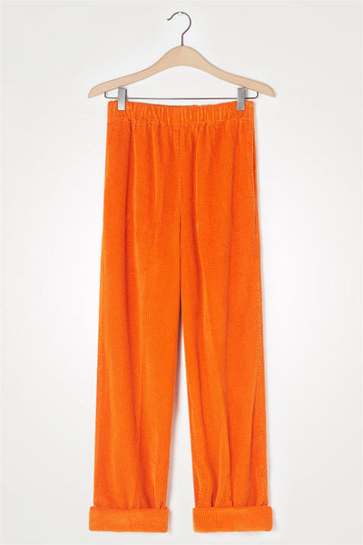 Padow Trousers Pumpkin