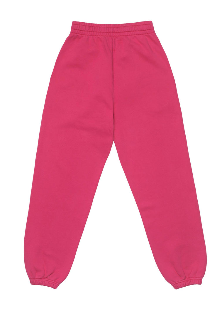 Monday Pants Bright Rose Pink