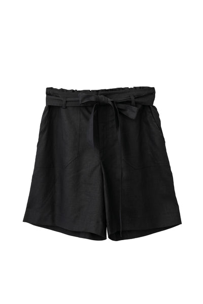 Signy Shorts Jet Black