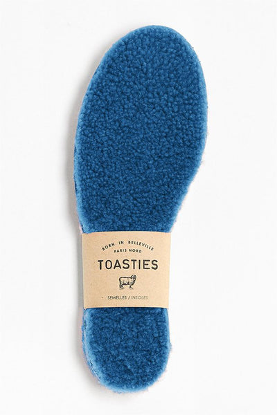 Insoles Adult Jeans Blue