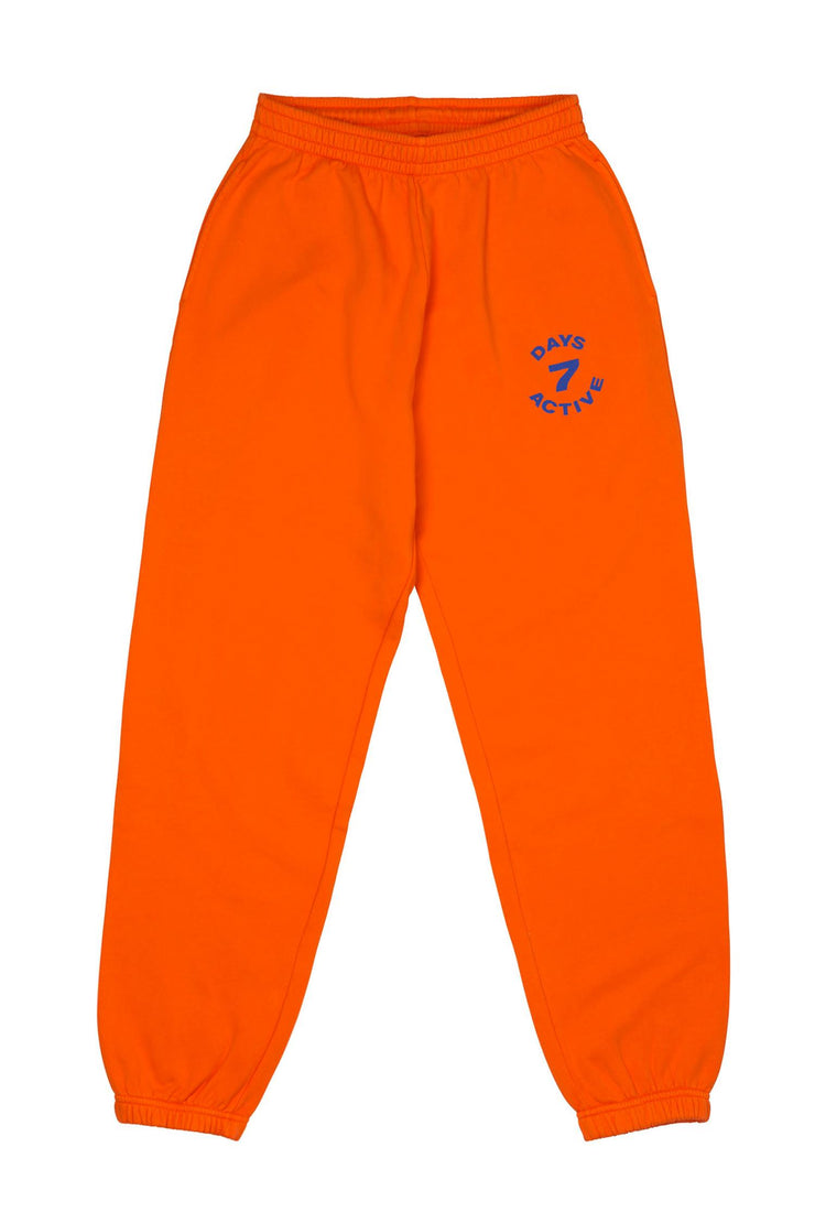 Monday Pants Safety Orange
