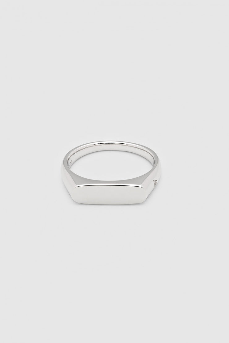 Knut Ring Sterling Silver