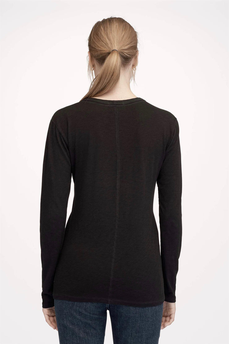 The Longsleeve Black