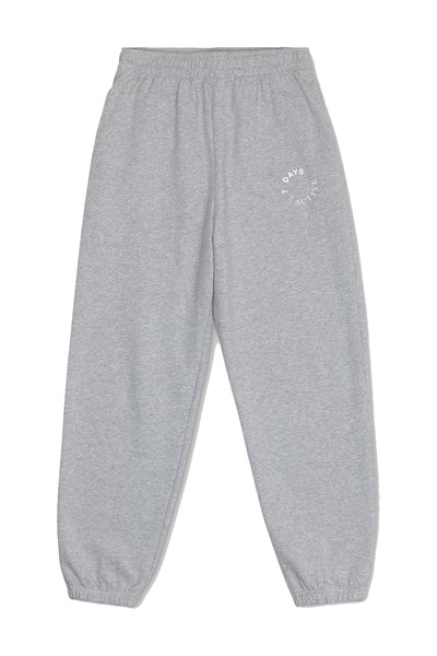 Monday Pants Heather Grey