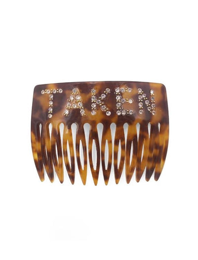 Taken Hair Comb