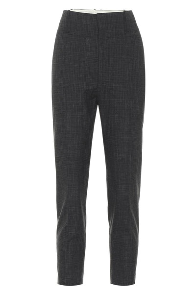 Noah Costard Trouser Faded Black