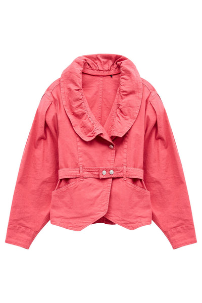 Epaline Jacket Raspberry