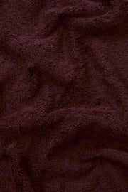 Guest Towel 30x50 Plum Red