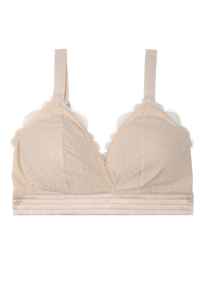 Grand Amour Darling Lace Padded Bra Pearl Jam