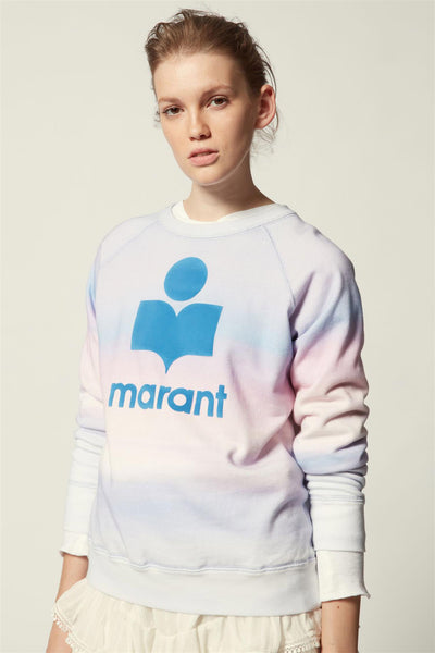 Milly Sweatshirt Blue/Pink