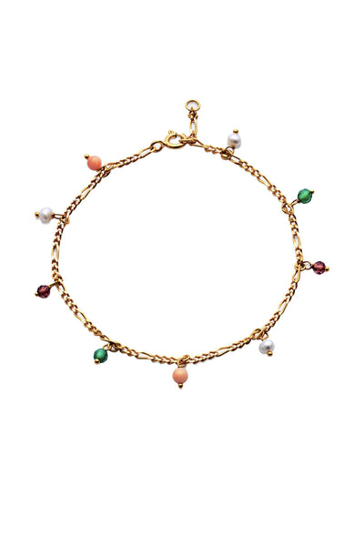 Salma Color Bracelet Gull